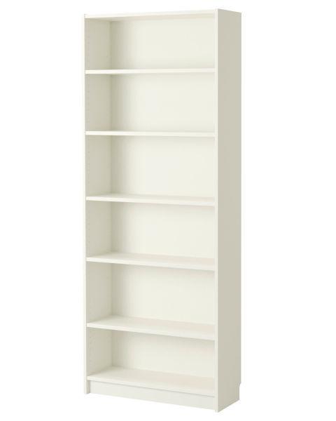 billy shelf before