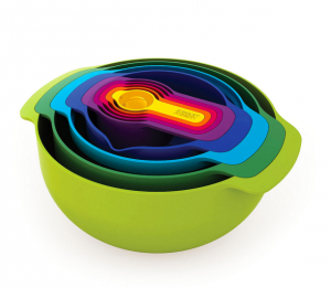Colorful Nesting Bowls
