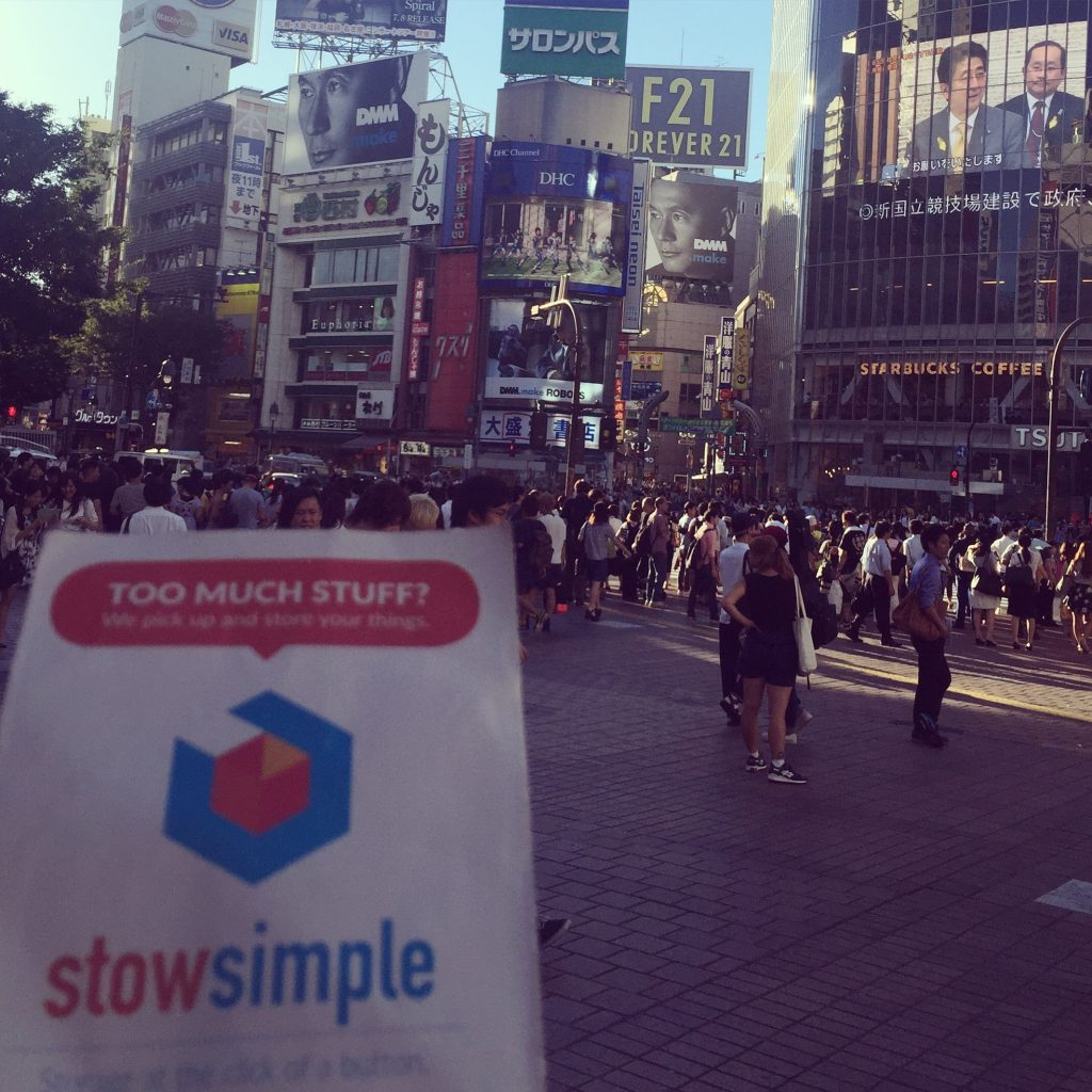 Stow Simple in Tokyo!
