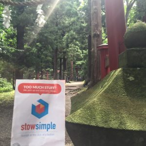 Stow Simple hits Japan