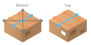 How to Tape a Box_Top and Bottom