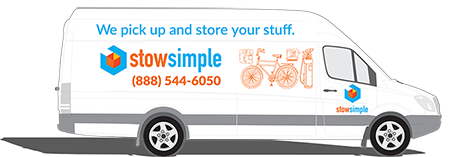 On Demand Storage Options in Miami Area - Stow Simple