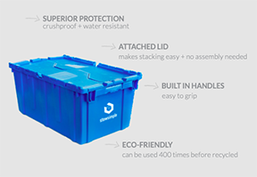 Advantages of Plastic Bins